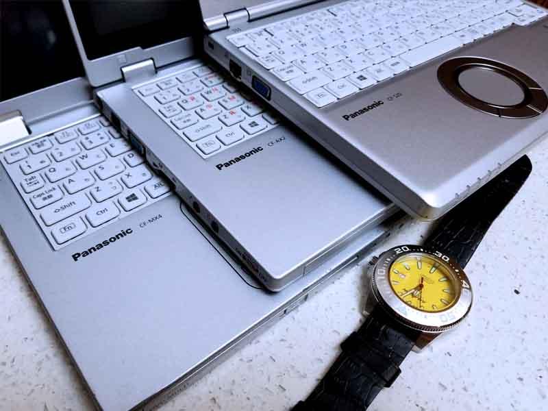ноутбуки из Японии